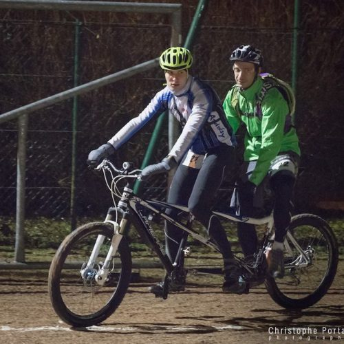 Essai du tandem - photo: Christophe Portat